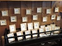 再入荷~東マユミさんの額装銅版画~ - 湘南藤沢 猫ものの店と小さなギャラリー  山猫屋