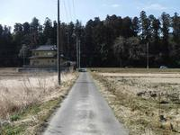 上水道の道 その2、高区配水塔跡 - みとぶら