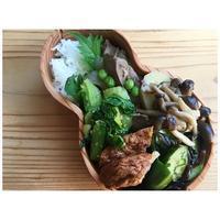 叩き割り胡瓜塩昆布和えBENTO - Feeling Cuisine.com
