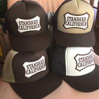 スタンダード・カリフォルニア定番ロゴワッペンメッシュキャップ - BEATNIK OSAKA BLOG