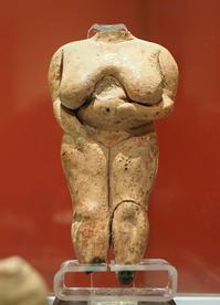 マルタ考古学博物館(その二)マルタのビーナスと眠れる女神  ~マルタの旅(4) - 模糊の旅人