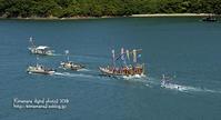 鞆の浦 「観光鯛網」 - 気ままな Digital PhotoⅡ