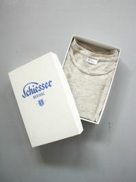 SchiesserLisa Shirt 1/2 Rundhals crew neck - silvergrey mel. - 『Bumpkins putting on airs』