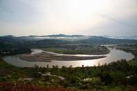 小千谷市 クラインガルデンの雲海 - 日本あちこち撮り歩記
