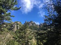 瑞牆山へ - アロマでごゆるりと