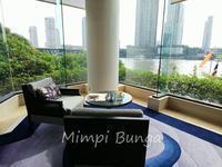シャングリ・ラ・バンコクのアフタヌーンティー - Mimpi Bunga's Over the SEA
