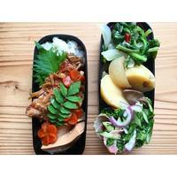 赤魚煮付けBENTO - Feeling Cuisine.com