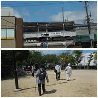 大阪リバーサイドから尼崎探訪平日お散歩Walk - 二匹とふたり