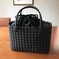 石畳編みの夏かごバッグ - Flora 大人服とナチュラル雑貨