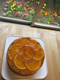オレンジケーキレッスン - 調布の小さな手作りお菓子教室 アトリエタルトタタン