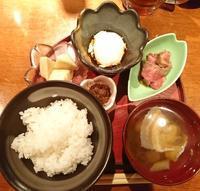 和食で満足したい気分の時は行きたくなる 海藤花 - 今日はなに食べる? ☆大阪北新地ランチ