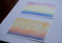 初めてのパステル画体験。今を生きる感覚、子供の時の遊びの時間 by Meg - 毎日がセンス・オブ・ワンダー