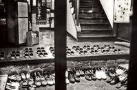 <和風ブーム>1990年台東区上野 - 藤居正明の東京漫歩景