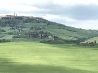オルチャ渓谷の一日を終えて - フィレンツェのガイド なぎさの便り