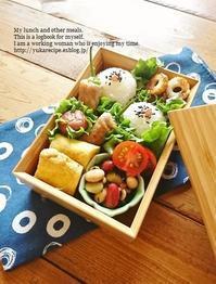 5.23 ししとう肉巻き弁当&母の誕生日 - YUKA'sレシピ♪