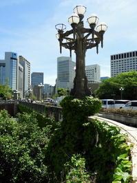 東京そぞろ歩き・レトロ探訪・赤坂迎賓館 - 日本庭園的生活