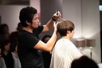 vol.104「須藤 昌彦の仕事」 - Monthly Live    営業後の美容室での美容師による単独ライブ
