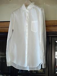 甘く柔らかで軽やかな着心地のMILFOILオーガニックコットンシャツ - contemporary creation+ ART FASHION DESIGN