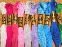 ししゅう糸追加 - 空飛ぶ絨毯