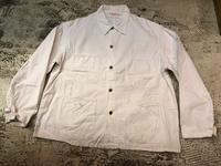 5月26日(土)大阪店スーペリア入荷!! #1 WorkHunting編!! 60's White Railroad JKT!! - magnets vintage clothing コダワリがある大人の為に。