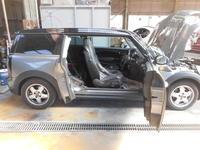 BMWミニ(R56)クラブマンエンジン不調修理(イグニッションコイル他) - 掛川・中央自動車
