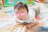 夫がアンティークのジャグを割る&赤ちゃんのうつ伏せ練習☆ - ドイツより、素敵なものに囲まれて②