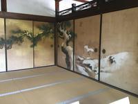 京都  フォトスケッチ 仁和寺 書院 宸殿 - my gallery-2