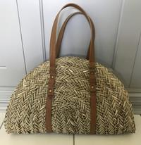 Straw Taco Tote 買いました。 - 幾星霜