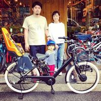 bikke ! EZ ! BP02 ! STEP CRUZe ! TOTE BOX !『バイシクルファミリー』Yepp ビッケ GRI ステップクルーズ 電動自転車 トートボックス おしゃれ自転車 - サイクルショップ『リピト・イシュタール』 スタッフのあれこれそれ