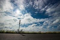 五月の入道雲 - ゆるゆる自転車日記♪