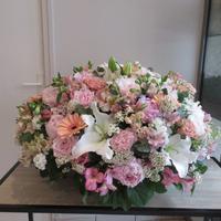 お葬式 - パリ花時間