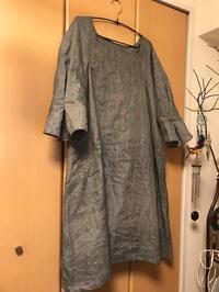 こだわりの布地で、お洋服を縫いました♪ - あん子のスピリチャル日記