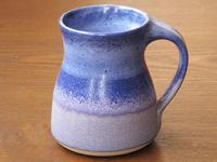 父の日の贈り物に、かっこいい渋いモーブのマグカップ - ブルーベルの森-ブログ-英国のハンドメイド陶器と雑貨の通販
