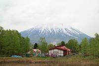 日本百名山*羊蹄山 - からっ風にのって♪
