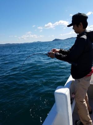 5月24日 ジギング & カツオキャスティング 便 - 志摩沖 ほっぺ毛丸