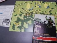 """遠くに砲声を(御殿場演習場の)聞きながら...(AH)SL+Cross of Iron[102]""""Slamming of the Door (手荒い歓迎)"""" (1941年8月17日:赤軍vs.独軍) - YSGA(横浜シミュレーションゲーム協会) 例会報告"""