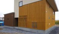 地場材で壁づくり - 函館の建築家 『北崎 賢』日々の遊びと仕事