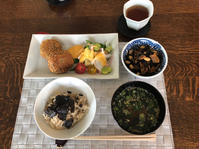 5月の料理教室と神戸まつりヨットレース - 料理画報