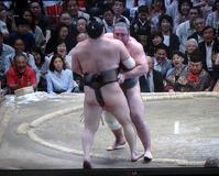 栃ノ心、白鵬に26回目の挑戦で初勝利! - テニスのおじさま日記
