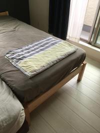 オールシーズン使える寝具、パシーマってすごい! - 子どもと一緒にシンプルライフ