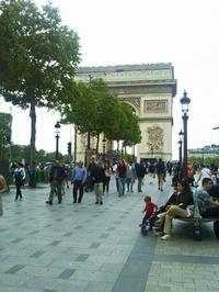 パリ日記 Day2 - 三千綱ブログ