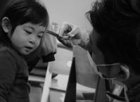 お嬢ちゃま 初のヘアカット - mococo's Blog
