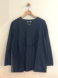 INDIA FLAG / DENIM NO COLLAR SHIRTS - Safari ブログ