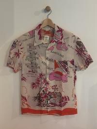 BINDU / HAWAII PRINT HAWAIIAN SHIRTS - Safari ブログ