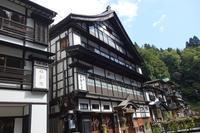 銀山温泉古勢起屋別館 - レトロな建物を訪ねて