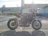 F田サン号 ブルターレ800ドラッグスターのメンテ&Fフォークの仕様変更・・・(^^♪ - バイクパーツ買取・販売&バイクバッテリーのフロントロウ!