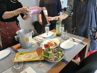 完成祝いのお食事会 - Ki-Style Log