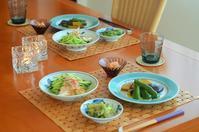早めの夕食 - まほろば食日記
