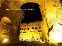 """""""夜のカラカラ浴場に行ってました♪@「美術館の夜」""""~ Terme di Caracalla @La notte dei musei notte dei musei2018 ~ - 「ROMA」旅写ライターがつづる、最新!ローマのあれこれ♪"""