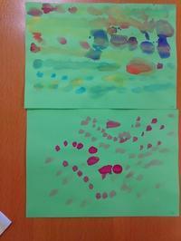 2018 4月の幼児クラス♪ - 絵画教室アトリえをかく